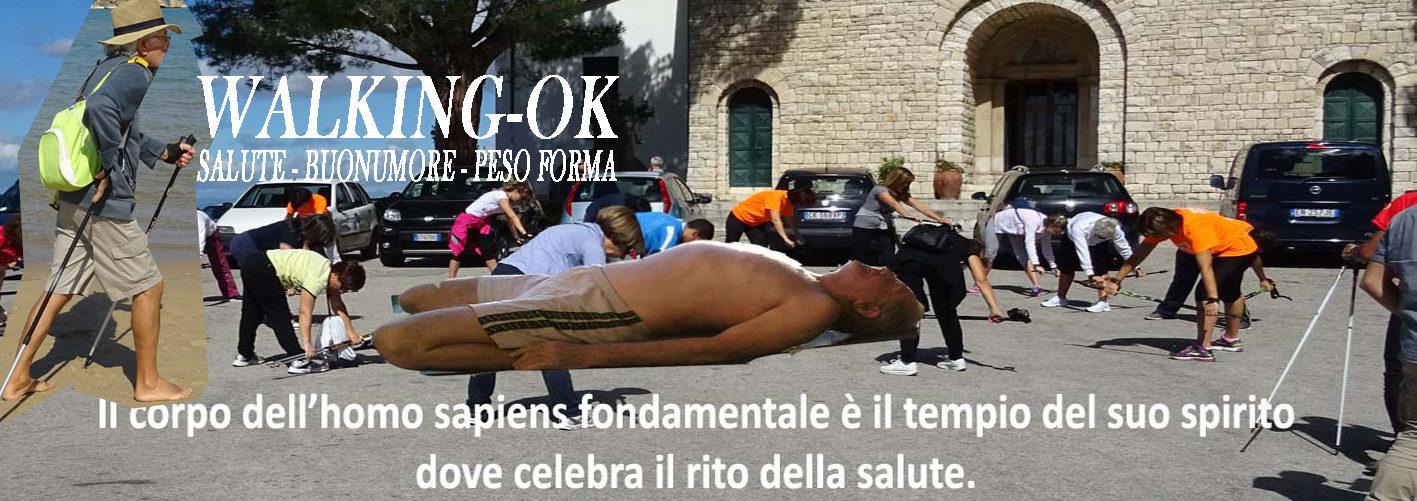 walking-ok – Salute, buon umore, pesoforma, cosigli salutari, socializzazione, corsi itineranti